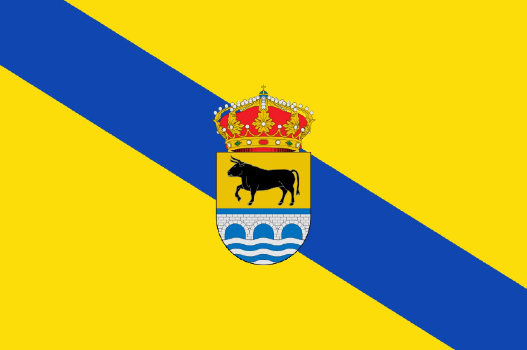 Proyecto de escudo heráldico y bandera para el municipio de Boadilla de Rioseco
